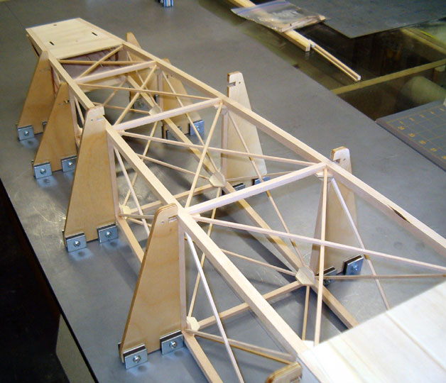 Airfield Models Magnetic Model Aircraft Building