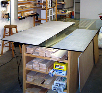 Enjoyable Airfield Models Workbenches And Model Building Surfaces Machost Co Dining Chair Design Ideas Machostcouk
